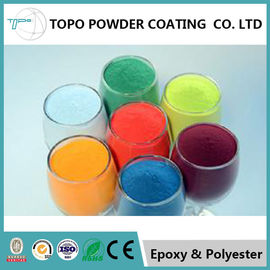 Pure Interior Epoxy Resin Powder Coating, RAL1023 Traffic Yellow Powder Coat