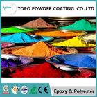 RAL 1015 Light Ivory TGIC Polyester Powder Coating, Lapisan Pelapis TGIC Tahan Lama
